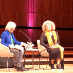 ANGELA DAVIS IN CONVERSATION AT SOUTHBANK CENTRE LONDON
