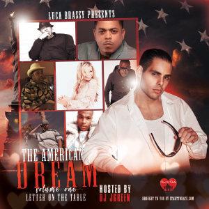 American Dream vol. 1 cover