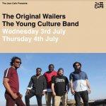 EVENT   THE ORIGINAL WAILERS (@OGWailers) LIVE AT @THEJAZZCAFE