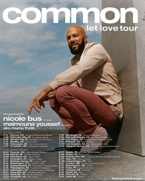 COMMON TOUR