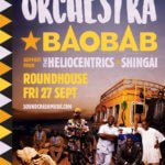EVENT   SOUNDCRASH PRESENTS WEST AFRICAN DANCE BAND 'ORCHESTRA BAOBAB'