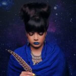 EVENT| SHAREEFA ENERGY : GALAXY WALK BOOK LAUNCH SHOW 5TH NOVEMBER AT RICH MIX LONDON
