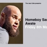 EVENT | ALT-RAP ICON: HOMEBOY SANDMAN LIVE AT THE JAZZ CAFE 6TH MARCH 2020