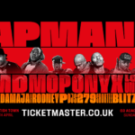 RAP MANIA HITS THE UK FEATURING EPMD, ONYX, M.O.P. AND LORDS OF THE UNDERGROUND HOSTED BY JERU THE DAMAJA AND RODNEY P