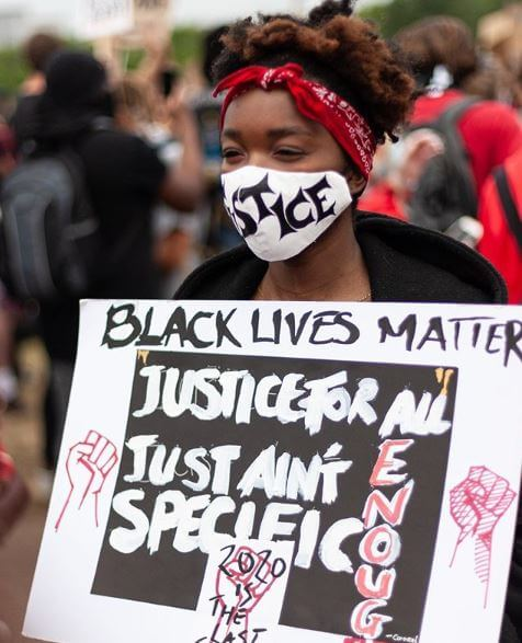 POETRY | 'BLACK LIVES MATTER' BY KATIE LOUISE (KLASTRO)
