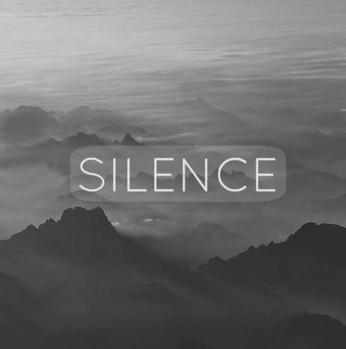 POETRY | 'THE SOUND OF SILENCE' BY KATE TAYLOR