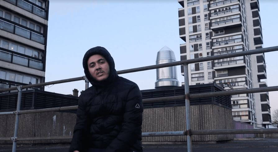 INTERVIEW | SOUTH LONDON RAPPER RIODAN TALKS TO US ABOUT LATEST RELEASE 'LOST IN THE STRUGGLE'