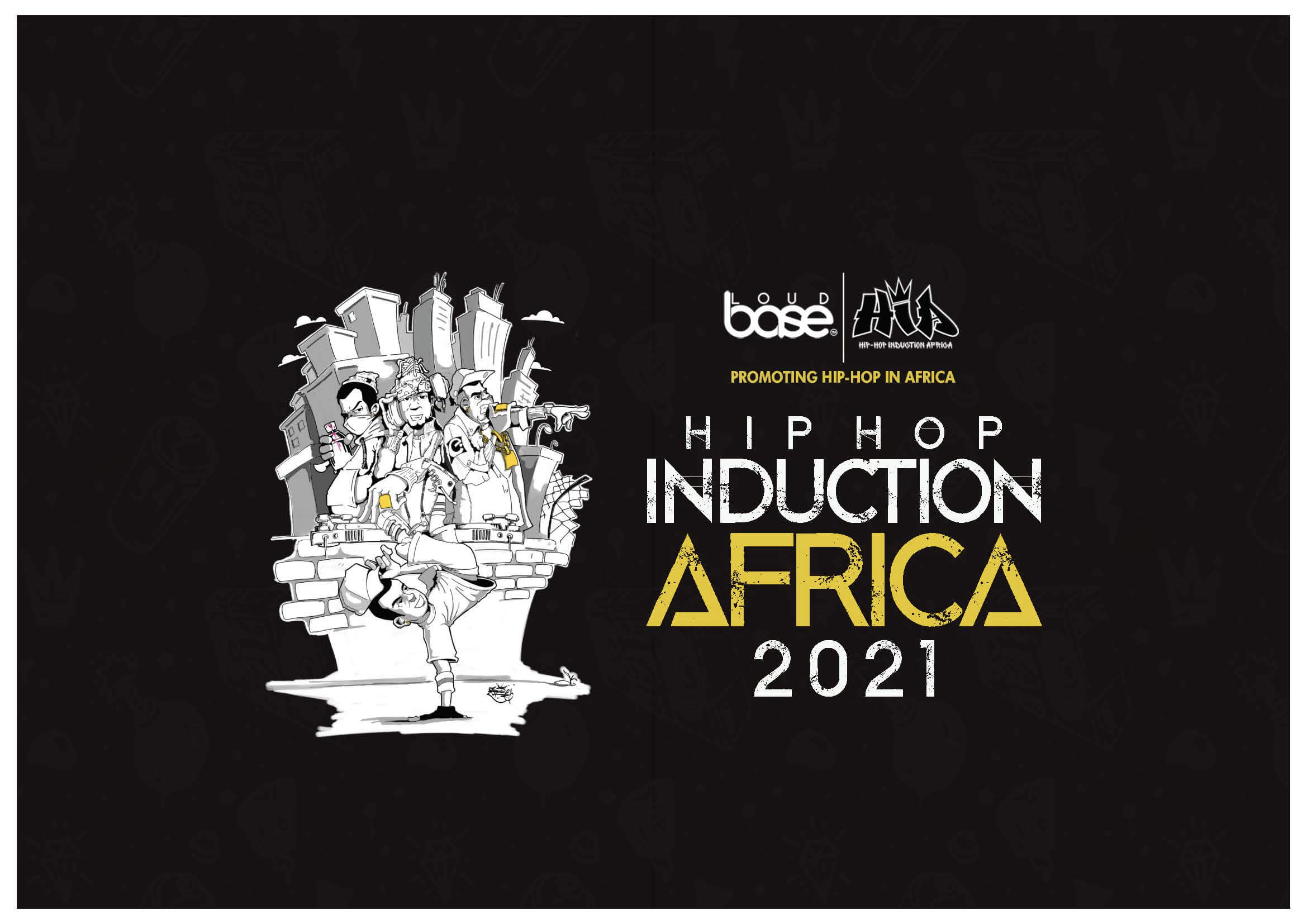 LOUD BASE NIGERIA | SUPPORT 'AFRICA FIRST' HIP HOP COMMUNITY