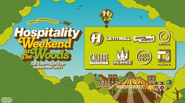 EVENT | HOSPITALITY WEEKEND IN THE WOODS