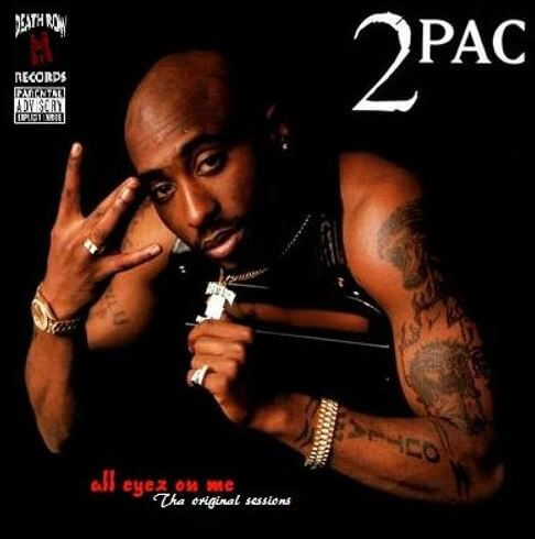 TUPAC SHAKUR 'ALL EYEZ ON ME' : 25 YEARS LATER