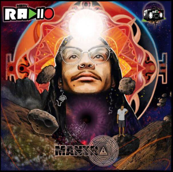 REVIEW & INTERVIEW | MARV RADIO RELEASES NEW ALBUM 'MANTRA'