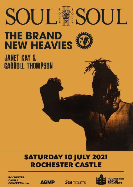 EVENT   SOUL II SOUL ANNOUNCE A MASSIVE OUTDOOR CONCERT THIS SUMMER.
