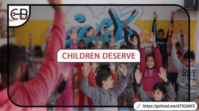 CAMPS BREAKERZ CREW IN GAZA FUNDRAISING APPEAL 'OUR CHILDREN DESERVE'
