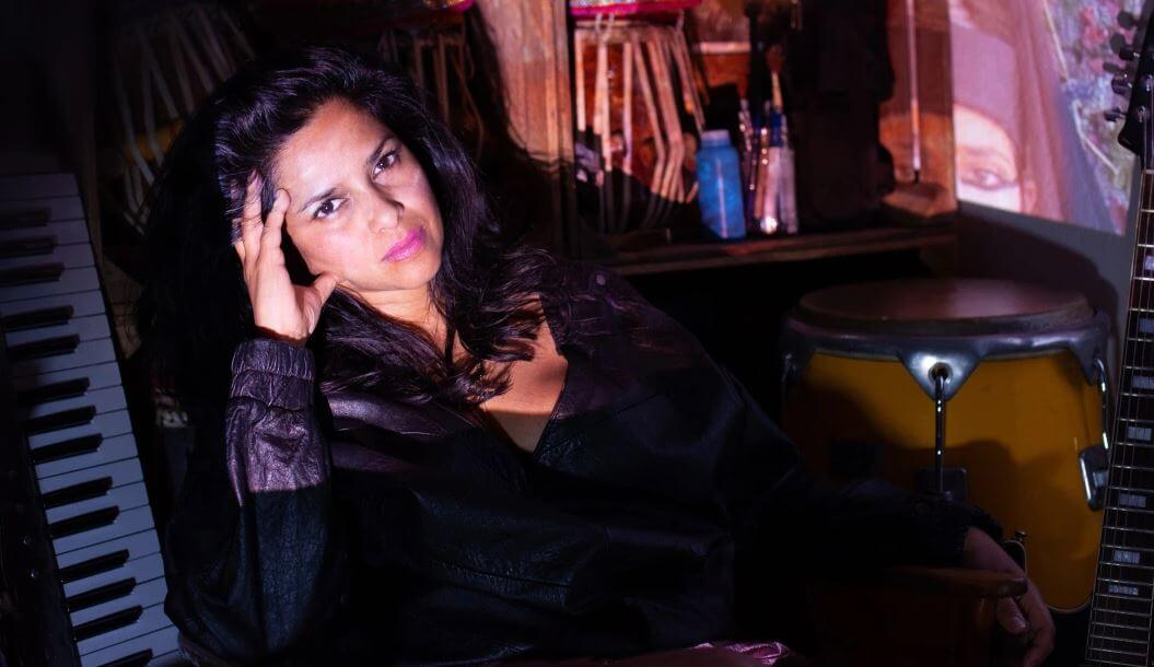 REVIEW   PRODUCER, COMPOSER AND PERCUSSIONIST RENU GETS READY TO RELEASE 'STUTTER STEP'