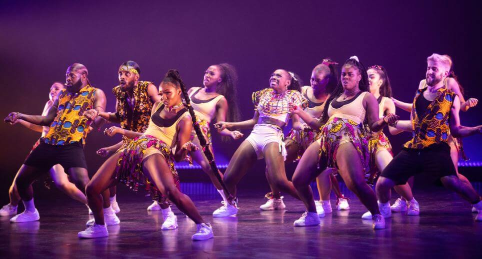 REVIEW   BREAKIN' CONVENTION 2021... THE POWER OF CREATING A NARRATIVE THROUGH MOVEMENT.